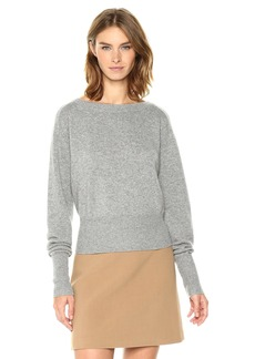 Theory Women's Relaxed Boat PO Top  L