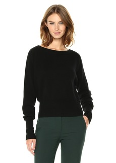 Theory Women's Relaxed Boat Po Top  M