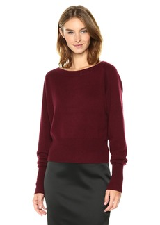 Theory Women's Relaxed Boat Po Top  S