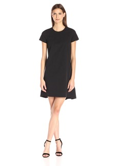 Theory Women's Sandrin Light Poplin Dress