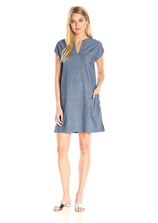 Theory Women's Saturnina Cl Chambra Dress  S