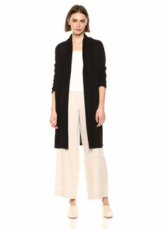 Theory Women's Shawl Long Cardigan  P