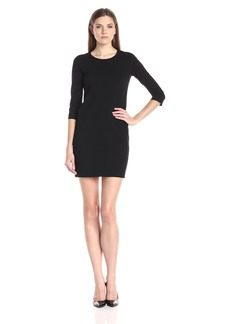 Theory Women's Shift Fixture Ponte Dress