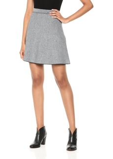 Theory Women's Short Flare Skirt  L