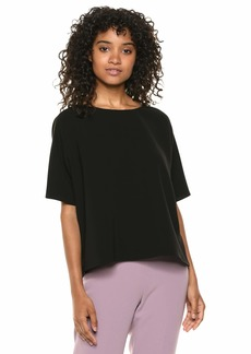 Theory Women's Short Sleeve Back Raglan Top  P