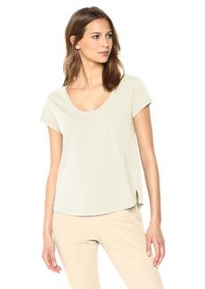 Theory Women's Short Sleeve Easy U T-Shirt  L