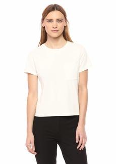 Theory Women's Short Sleeve PETYA T-Shirt  S