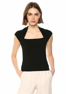 Theory Women's Short Sleeve TEE Sweater  S