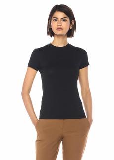 Theory Women's Short Sleeve Tiny TEE  L