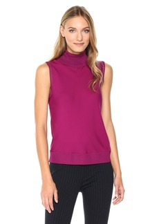 Theory Women's Silk Bias Tn Top  M