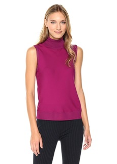 Theory Women's Silk Bias Tn Top  P