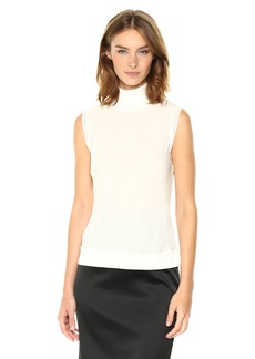 Theory Women's Silk Bias Tn Top  S