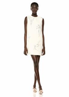 Theory Women's Sleeveless Column Dress