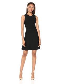 Theory Women's Sleeveless Flare Knit Dress  P