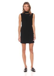 Theory Women's Slit Collar Dress