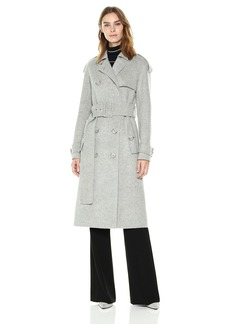 Theory Women's Statement Trench Df  S