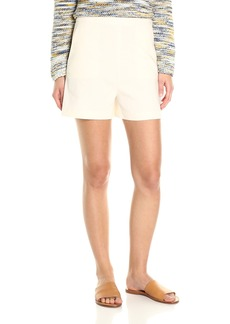 Theory Women's Tarrytown New Stretch Shorts  4