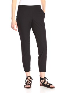 Theory Women's Cropped Thaniel Pull On Pant