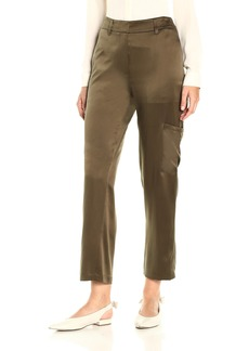 Theory Women's Thorelle.Vintage Satin. Pants