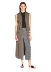 Theory Women's Torina Sl Refine Sweater Vest