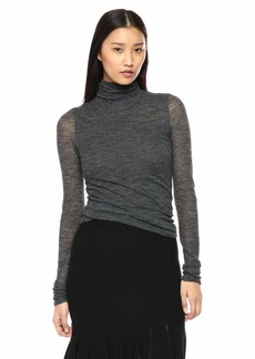 Theory Women's Twist Turtleneck Pullover  S