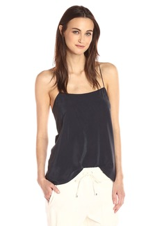 Theory Women's Vanissa.Summer Silk Top Concord S