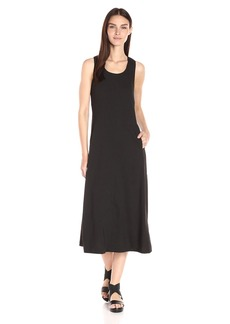 Theory Women's Vlorine Crunch Wash Midi Dress