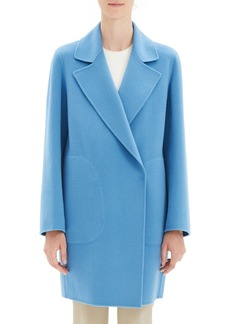Theory Wool & Cashmere Boy Coat