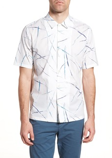 Theory Wyoming Kelton Slim Fit Sport Shirt