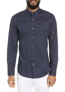 Theory Zack Bayliss Regular Fit Sport Shirt