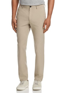 Theory Zaine Active Slim Straight Fit Pants