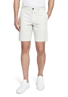 Theory Zaine Slim-Fit Coil Stripe Shorts
