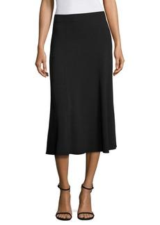 Zimri Rosina Crepe Midi Skirt