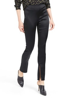 Theory Zip Cuff Skinny Pants