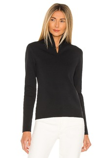 Theory Zip Up Turtleneck