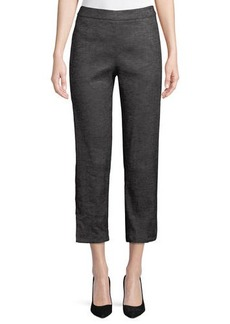 Theory Thorina Tierra Wash Cropped Pants