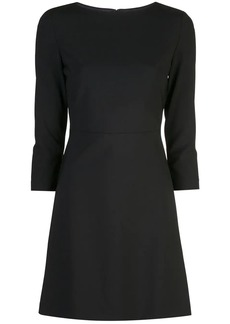 Theory three-quarter sleeve dress