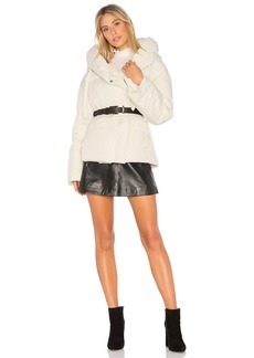 Theory Toralla Short Puffer Jacket
