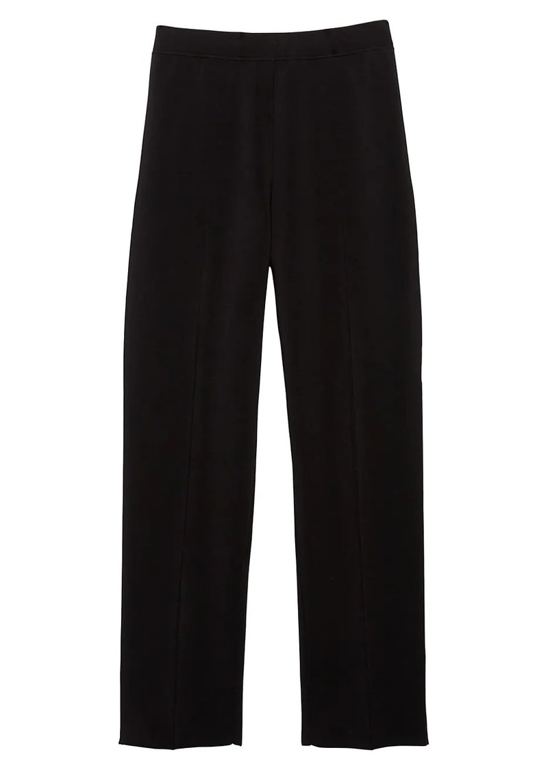 Theory Trecca Pull-On Knit Pants
