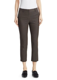 Theory Treeca Crop Ankle Pants
