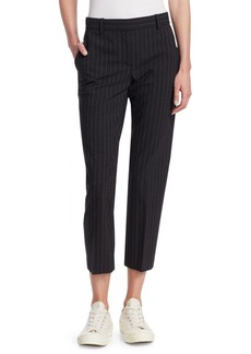 Theory Treeca Pinstripe Suit Pants
