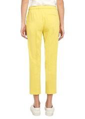 Theory Treeca Pull-On Crop Pants