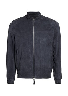 Theory Tremont Leather Jacket