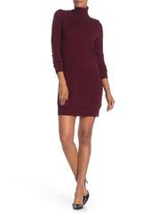 Theory Turtle Neck Sweater Dress