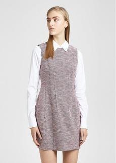 Theory Tweed Hourglass Dress