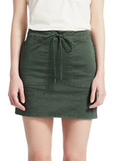 Theory Utilitarian Mini Skirt
