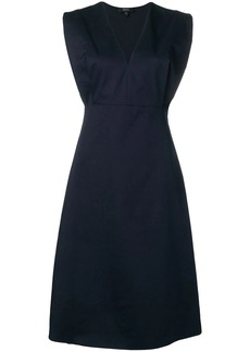 Theory v-neck dress