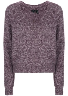 Theory v-neck jumper