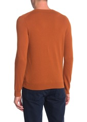Theory Valles Crew Neck Cashmere Sweater