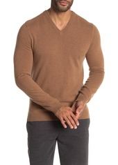 Theory Valles V-Neck Cashmere Sweater